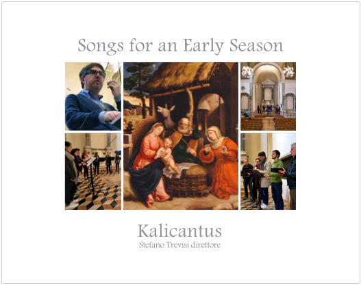 Kalicantus – Songs for an early season