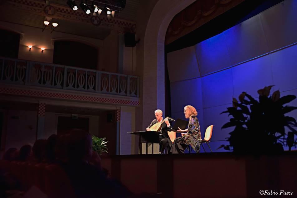 Emma Kirkbye e Jacob Lindberg: Catturare i suoni dei grandi