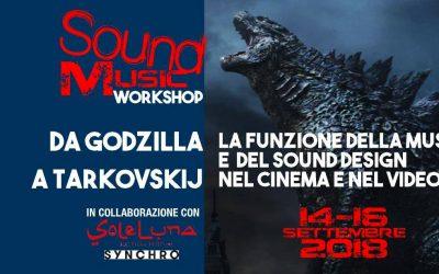 Workshop sui suoni e la musica che costruiscono il cinema